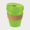Express Cup Deluxe Cork Band+Bright Green