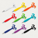 Spinner Pen+colours