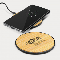 Bamboo Wireless Charger image
