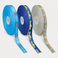 Personalised Ribbon 25mm (Full Colour) image