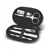 Leather-Look Manicure Set image