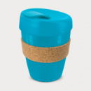 Express Cup Deluxe Cork Band+Light Blue