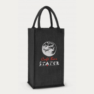 Donato Jute Double Wine Carrier image