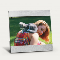 Aluminium Photo Frame (4in x 6in) image