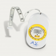 BMI Scale Body Tape Measure image