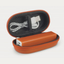 Tesla Power Bank+Orange with case