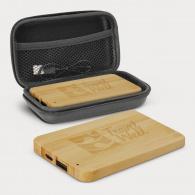 Bamboo Power Bank image
