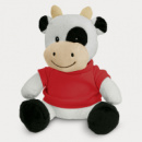 Cow Plush Toy+Red